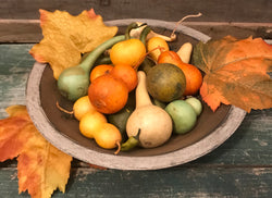 KEY-BG Bag of Small Autumn Gourds