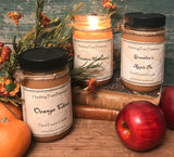 HPP-JC Hand-poured 16oz Jar Candle