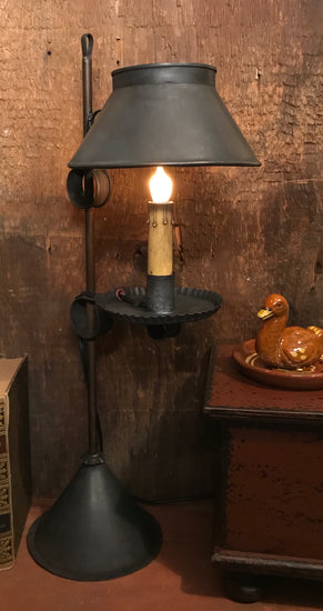 CH-T445 Meridian Table Lamp with Shade