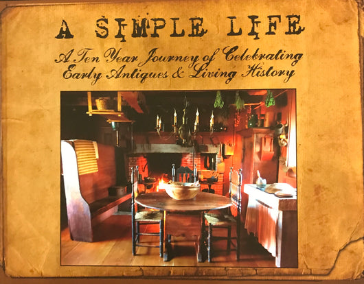 A Simple Life 10th Anniversary Book