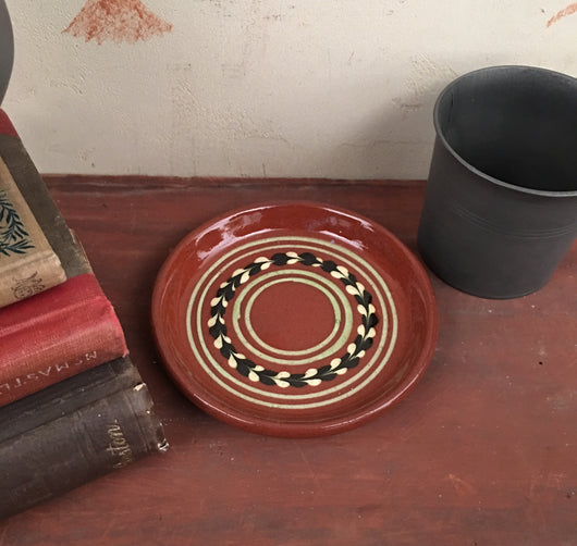 SJP-CO Redware Coaster