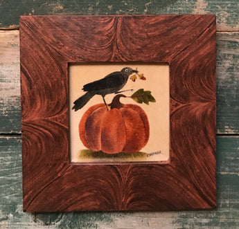 CB-004 Crow on Pumpkin Theorem