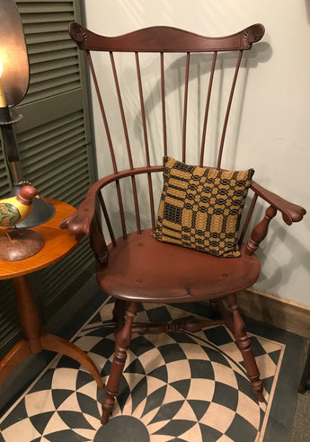 LC-OPA33 Pennsylvania Fan-Back Armchair** Allow 4-6 weeks