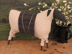 EC-SH Fabric Sheep with Blanket