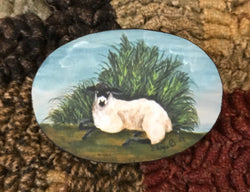 SN-PIN8 Sheep Pin