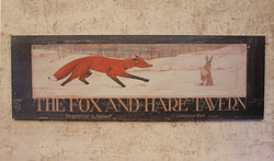 CWP-FH Fox & Hare Tavern Sign
