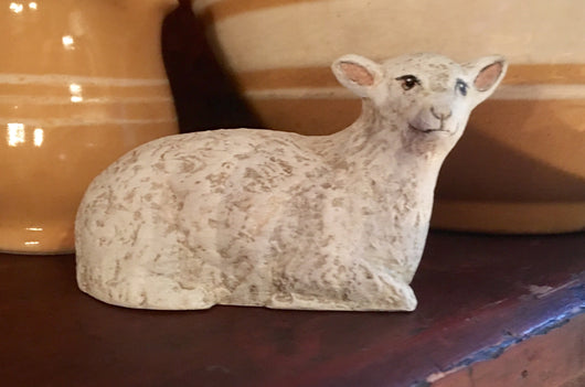 WW-RS Resin Sheep