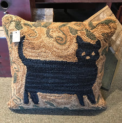 PD-HKP Hooked Kitty Pillow