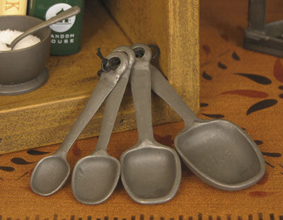 TPH-MS Pewter Measuring Spoons