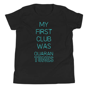 "My First Club - Youth Essential ""QuaranTUNES"" T-Shirt"