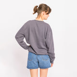 "> Sweater ""Berlin Travel Club"" - convoy grey"