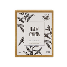 Load image into Gallery viewer, Lemon Verbena Handmade Soy Candle
