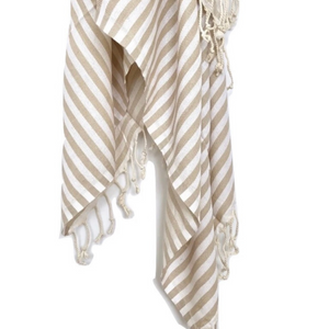 Turkish Towel - California Beige