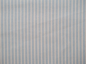 'Crawford' Stripe in Sky £12.50 p/m