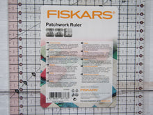 Load image into Gallery viewer, Fiskars Quilters Ruler - 15cm x 30cm
