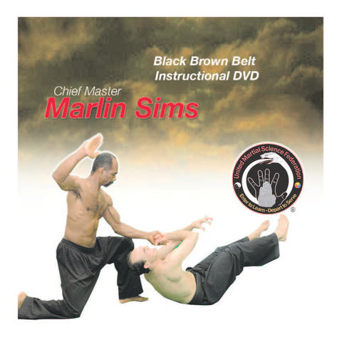Kuk Sool Black Brown Belt DVD