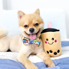 zippypaws boba milk tea