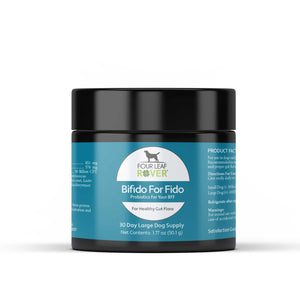 Four Leaf Rover Bifido for Fido Probiotics | Supplement | Four Leaf Rover - Shop The Paws