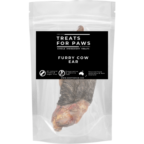 Treats For Paws - Furry Moo Ears | Treats | TreatsForPaws - Shop The Paws