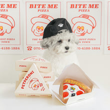 Load image into Gallery viewer, Bite Me Petperoni Pizza - Toys - BiteMe - Shop The Paws