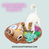 ShopThePaw - Squirrel Party Snuffle Mat | Toys | shopthepaw - Shop The Paws