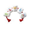BARK Dog Gone Mahjong Dog Toy - Toys - Bark - Shop The Paws