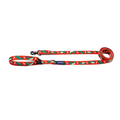 andblank® Graphic Leash - Crocodile Tangerine | Accessories | andblank - Shop The Paws