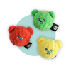 Bite Me - Bears Candy Ball (Set of 3) Dog Toy | Toys | BiteMe - Shop The Paws