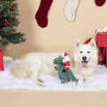 Fringe Studio Santa Saurus Rex Dog Toy - Toys - Fringe Studio - Shop The Paws