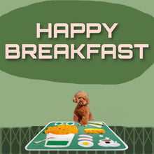 Load image into Gallery viewer, Snuffle Mat - Happy Breakfast