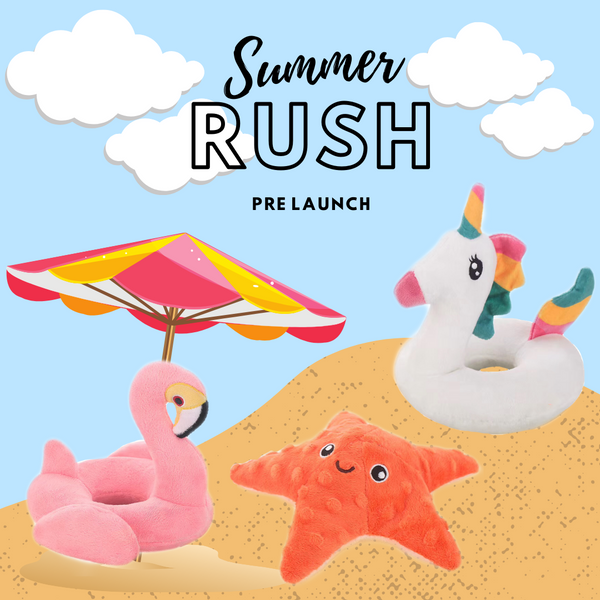LinkTuff - Summer Rush | Toys | Linktuff - Shop The Paws