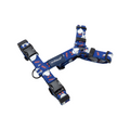 andblank® Graphic H Harness - Flying Duck Blue | Accessories | andblank - Shop The Paws