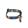 andblank® Graphic Collar - Flower Lion Green | Accessories | andblank - Shop The Paws