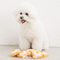 Bite Me Egg Toast Latex Dog Toy | Toys | BiteMe - Shop The Paws