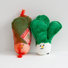 Bite Me Bok Choy Dog Toy | Toys | BiteMe - Shop The Paws