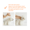 Bite Me Brush Me Moisture Mist Spray - Grooming - BiteMe - Shop The Paws