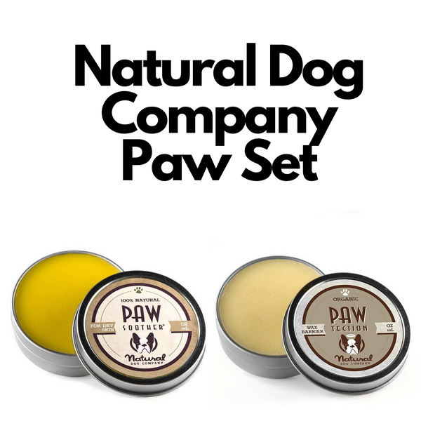 Natural Dog Company Paw Set | Grooming | Natural Dog Company - Shop The Paws
