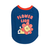 andblank® Flower Lion Sleeveless Shirt | Clothing | andblank - Shop The Paws