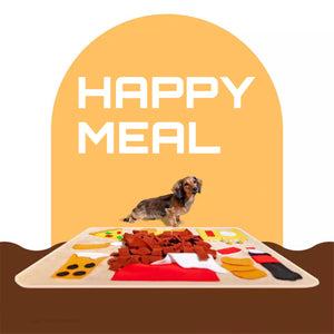 Snuffle Mat - Happy Meal