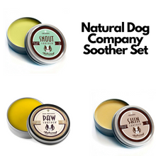 Load image into Gallery viewer, Natural Dog Company Soother Set - Grooming - Natural Dog Company - Shop The Paws