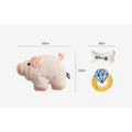 Bite Me Piggy Bank Nose Work Dog Toy | Toys | BiteMe - Shop The Paws