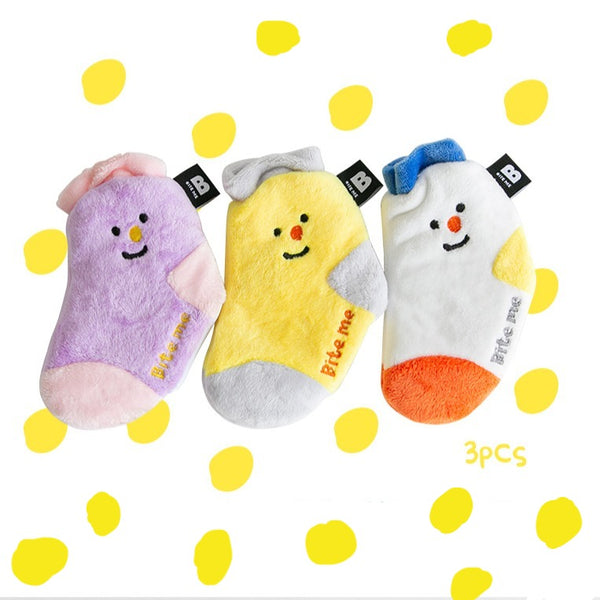 Bite Me Socks Set Nose Work Toy