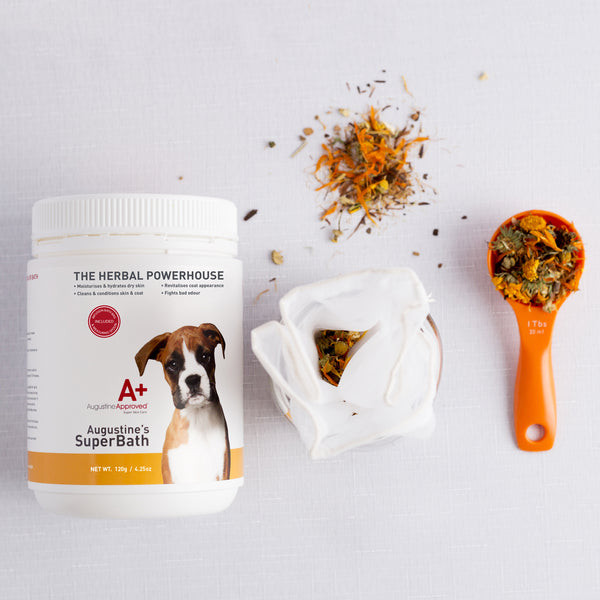 Augustine Approved SuperBath (120g) | Grooming | Augustine Approved - Shop The Paws