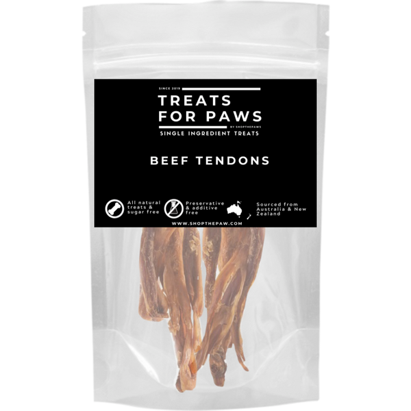 Treats For Paws - Beef Tendon Stick | Treats | TreatsForPaws - Shop The Paws