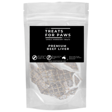 Load image into Gallery viewer, Treats For Paws - Premium Beef Liver | Treats | TreatsForPaws - Shop The Paws