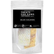 Load image into Gallery viewer, Treats For Paws - Blue Salmon With Skin