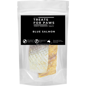 Treats For Paws - Blue Salmon With Skin