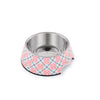 Ohpopdog - Pet Bowl Heritage Bibik Pink 14 | Feeder | Ohpopdog - Shop The Paws