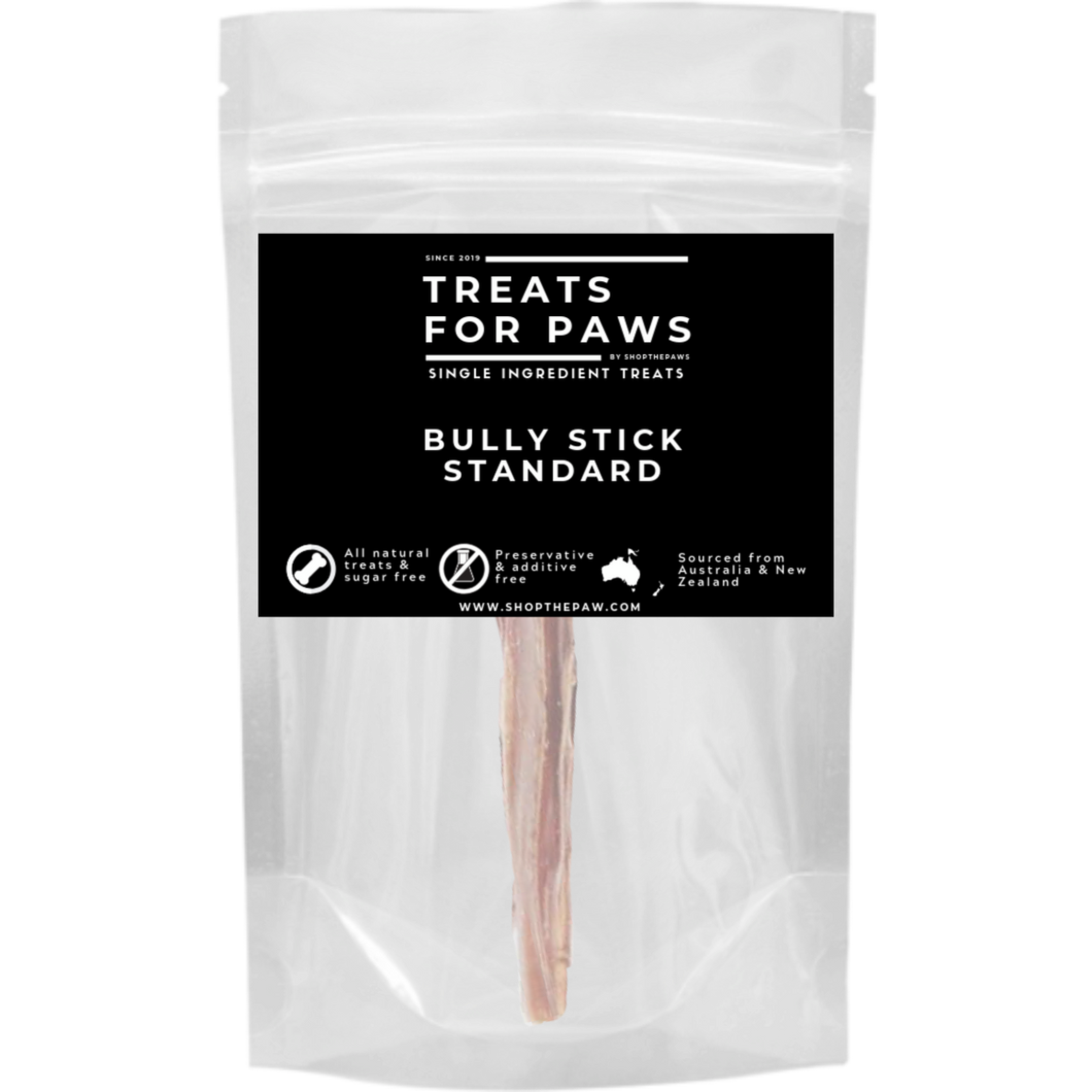 Treats For Paws - Thin Bully Stick | Treats | TreatsForPaws - Shop The Paws