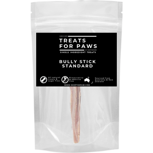Treats For Paws - Standard Bully Stick | Treats | TreatsForPaws - Shop The Paws